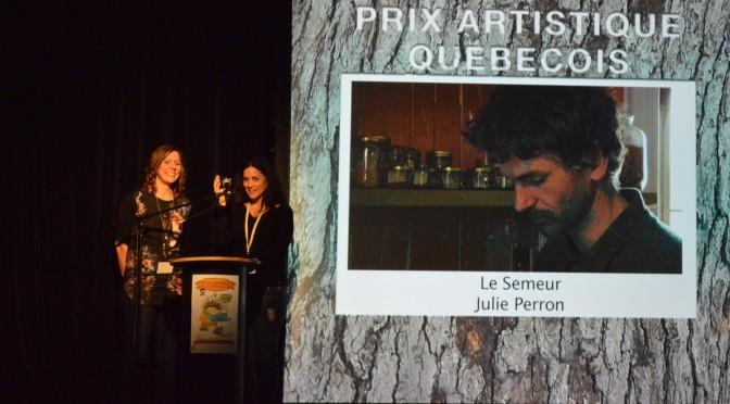 Prix artistique québécois