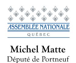 Michel Matte, député