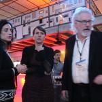 Gneviève BIlodeau, Mylène Paquette et Léo Denis Carpetier
