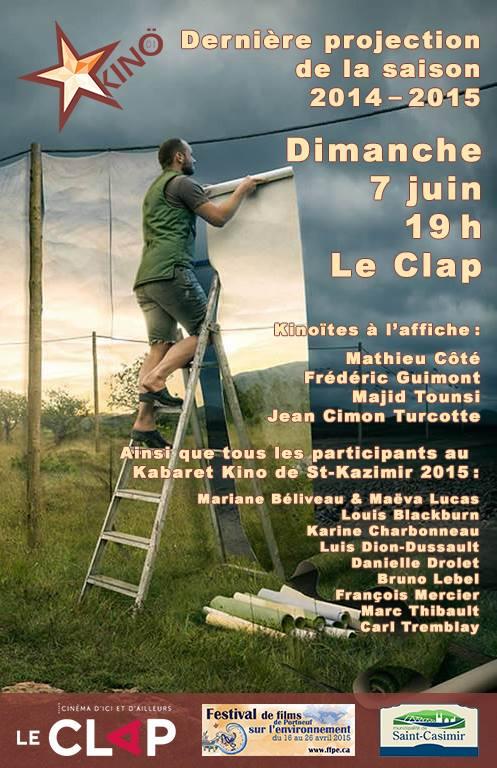 Kino Quebec affiche