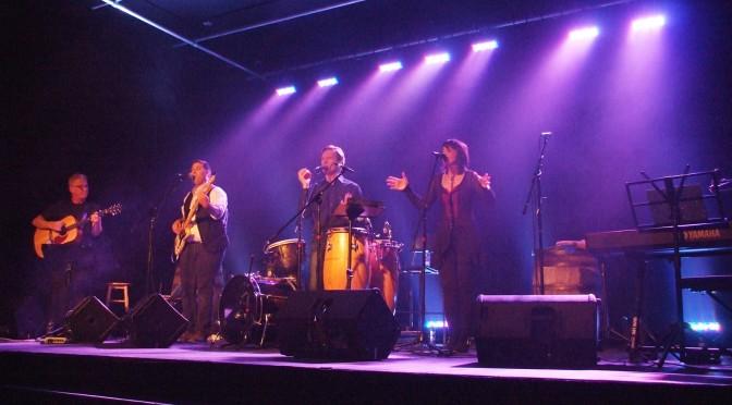 Immense succès pour le spectacle-bénéfice du FFPE avec le groupe That's All Folk