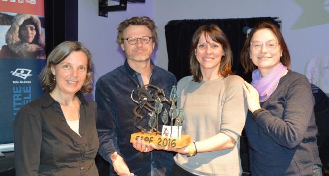 Le FFPE récompense les films gagnants de la 13e édition