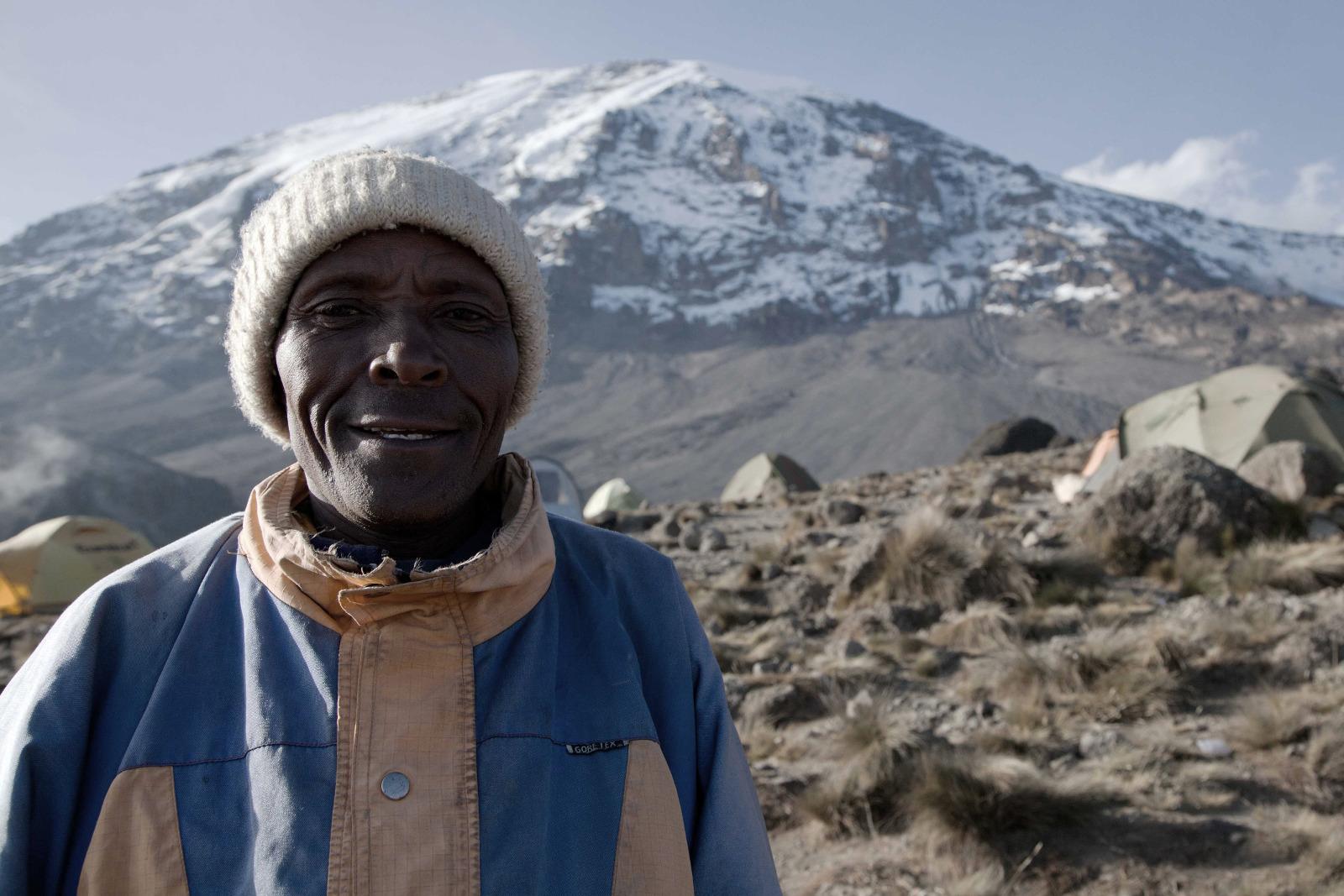 L'autre face du Kilimandjaro