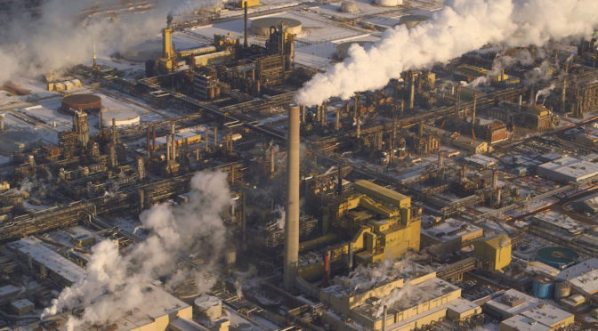 Climat : le grand bluff des multinationales