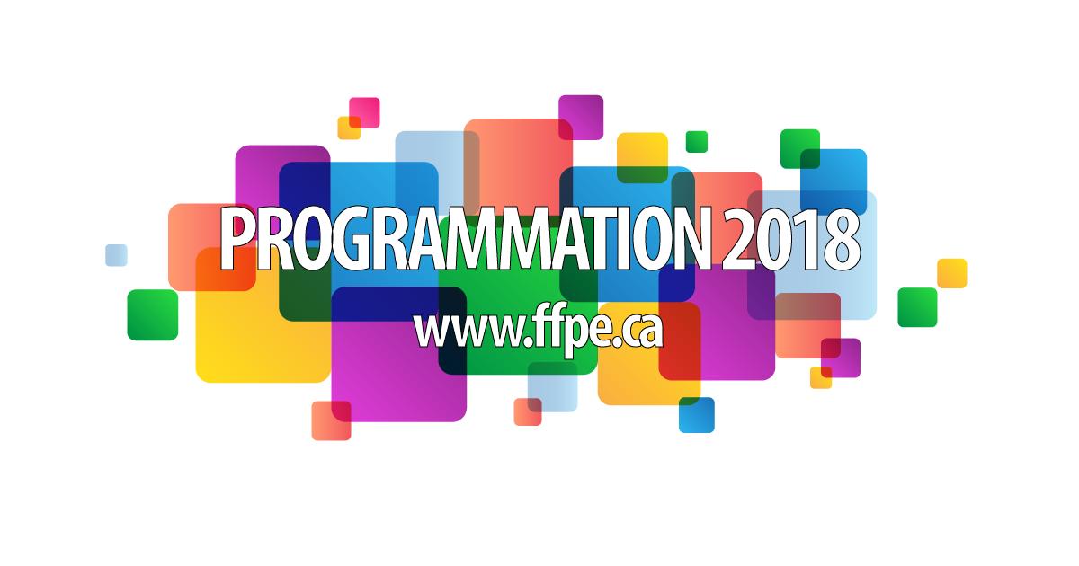 Programme du FFPE 2018