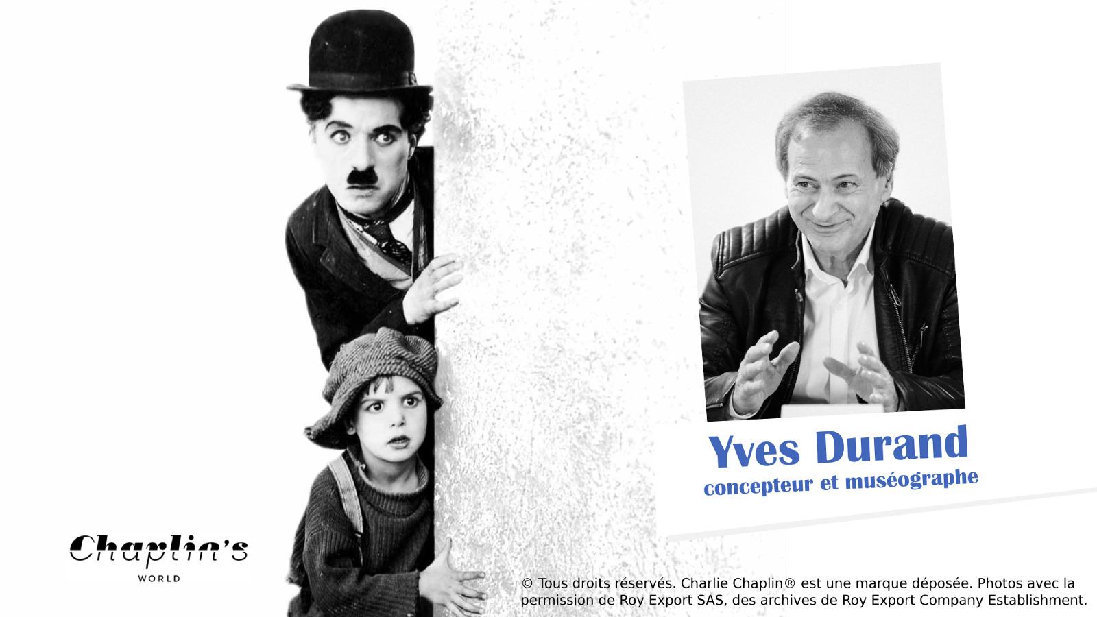 Simplicité selon Chaplin